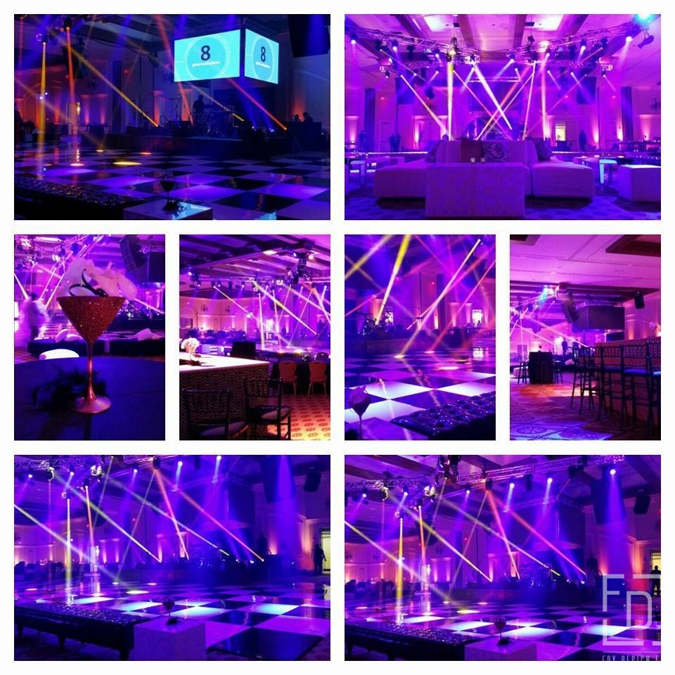 Corporate Holiday - Event Design
