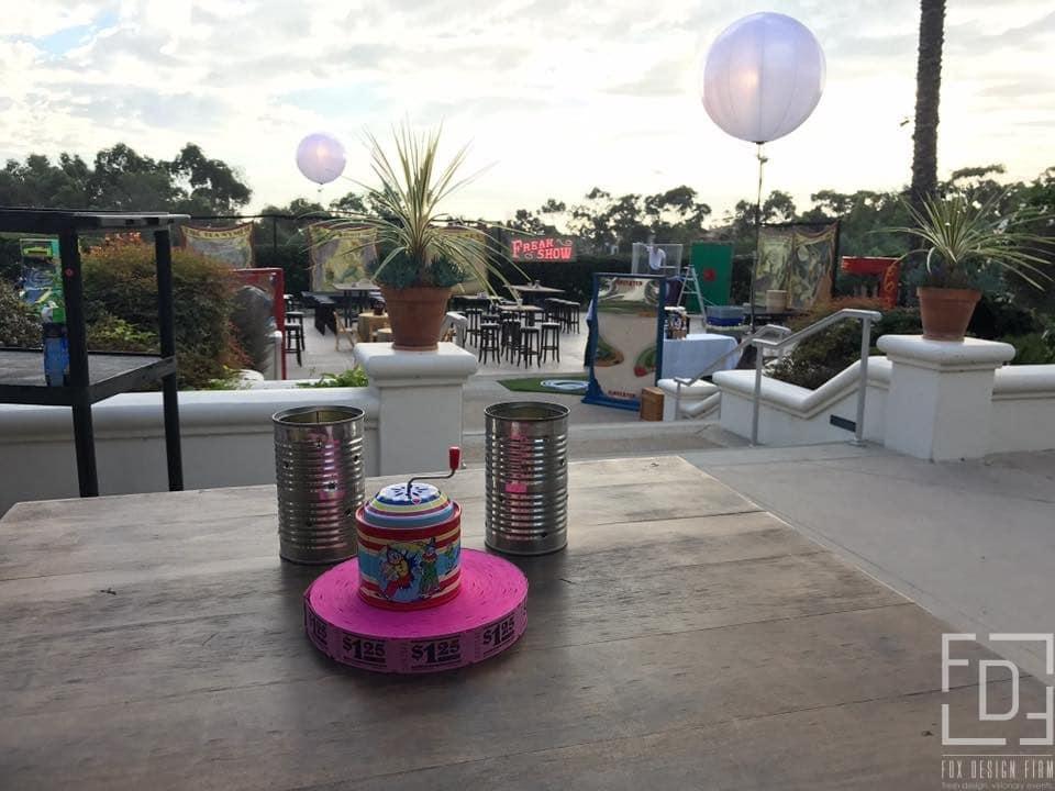 circus event rentals