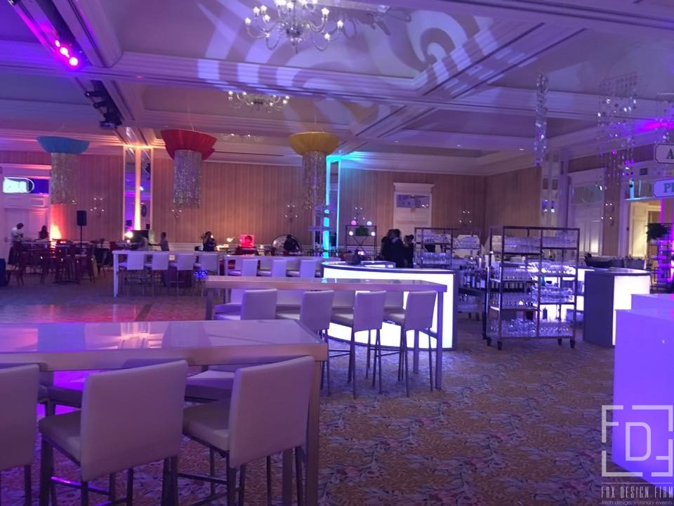 ufo party corporate event