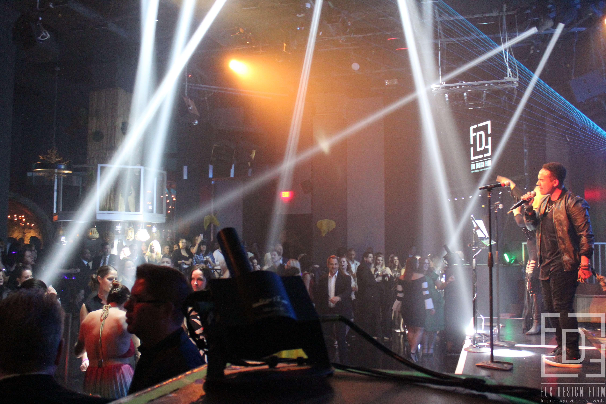 Parq nightclub - bruno mars concert