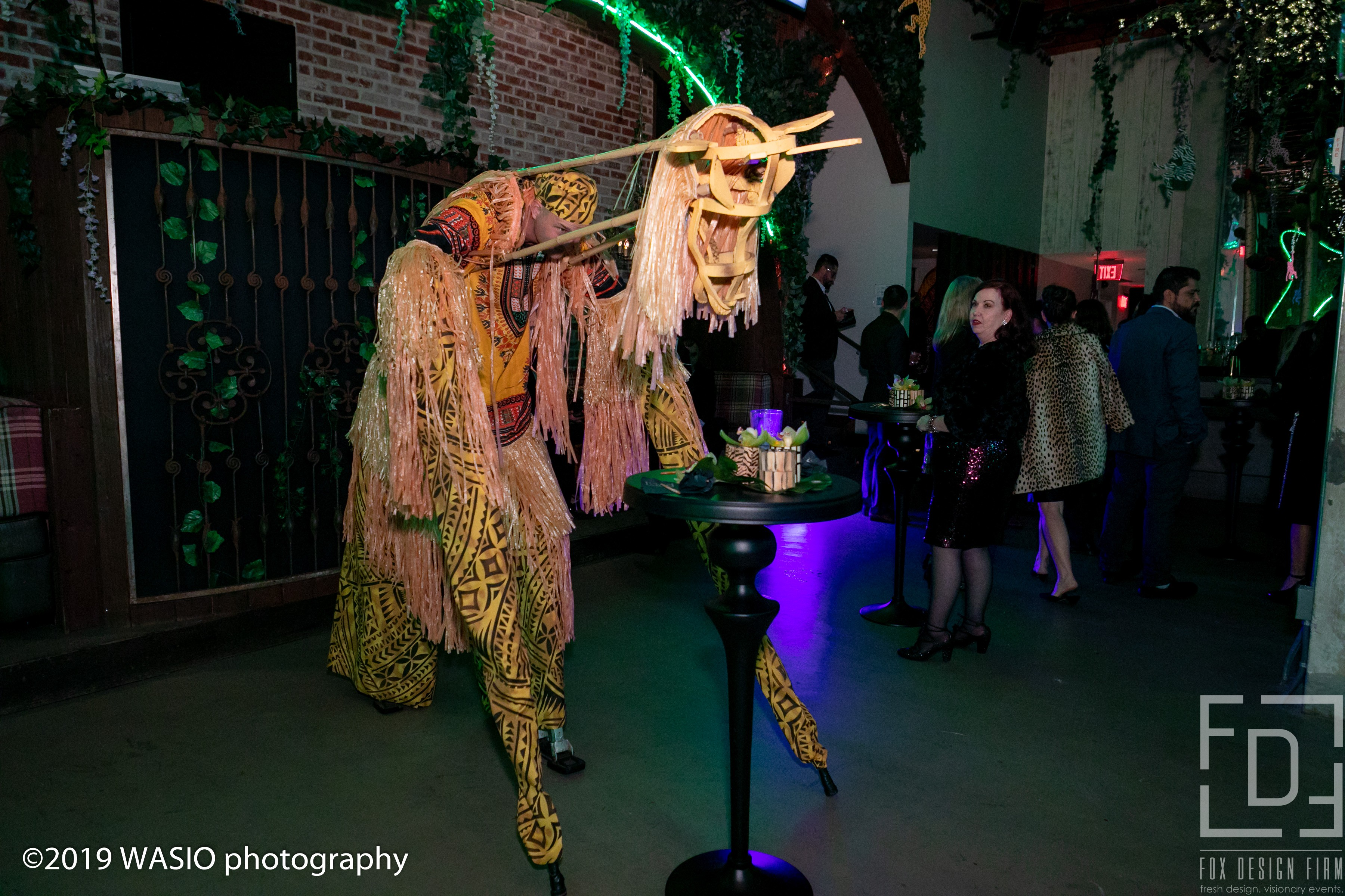 animal themed corporate event entertainers