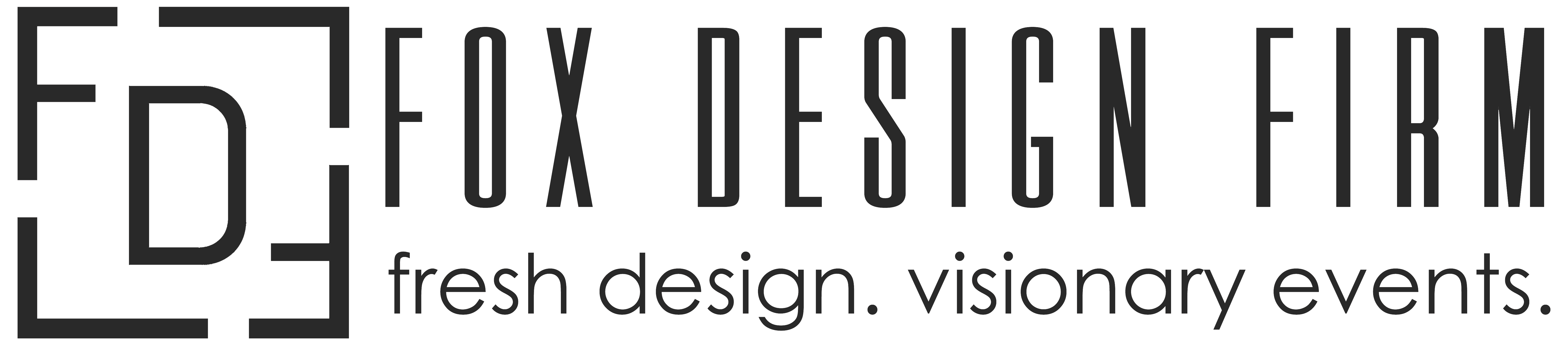 Fox Design Firm Logo